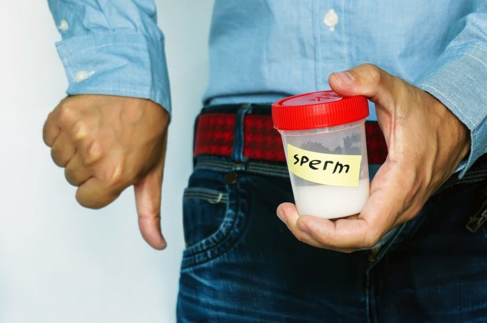 Low sperm