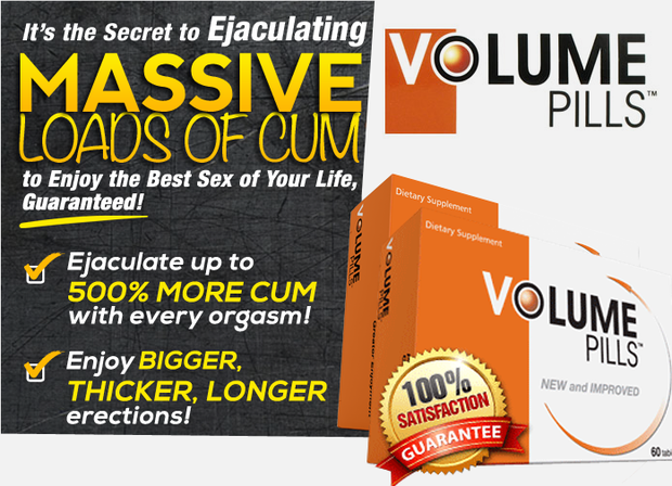increase sperm volume pills