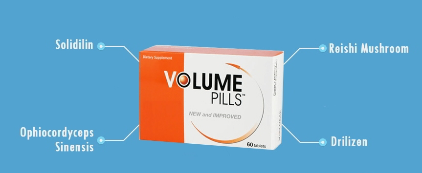 ingredients in volume pills