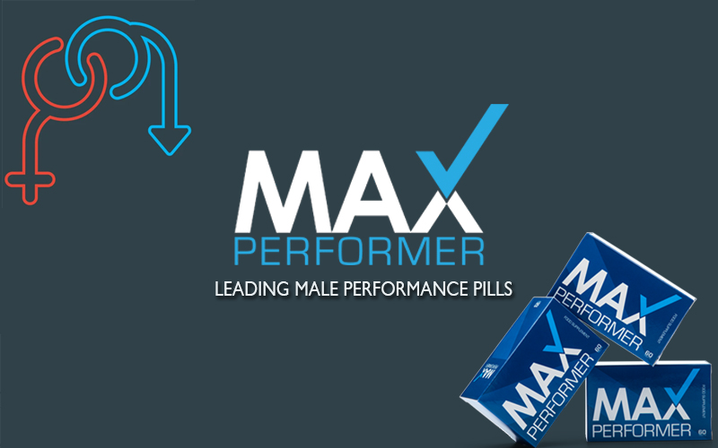 Max Performer Homepage banner