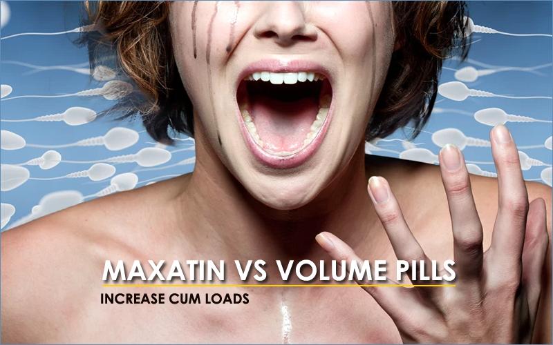 Maxatin vs Volume Pills