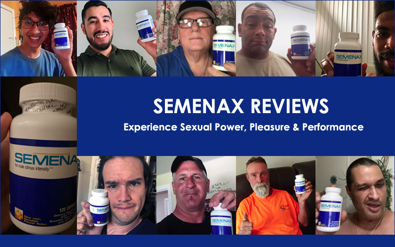 Semenax Reviews