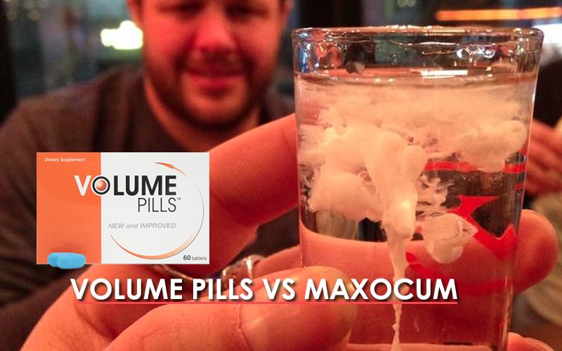 Volume pills vs Maxocum