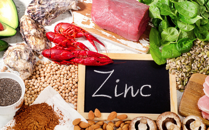 Zink for Increase Sperm Count
